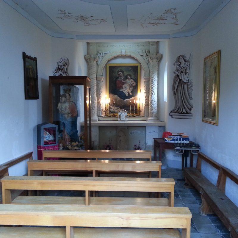 Chiesa Santa Maria delle Nevi Rende12