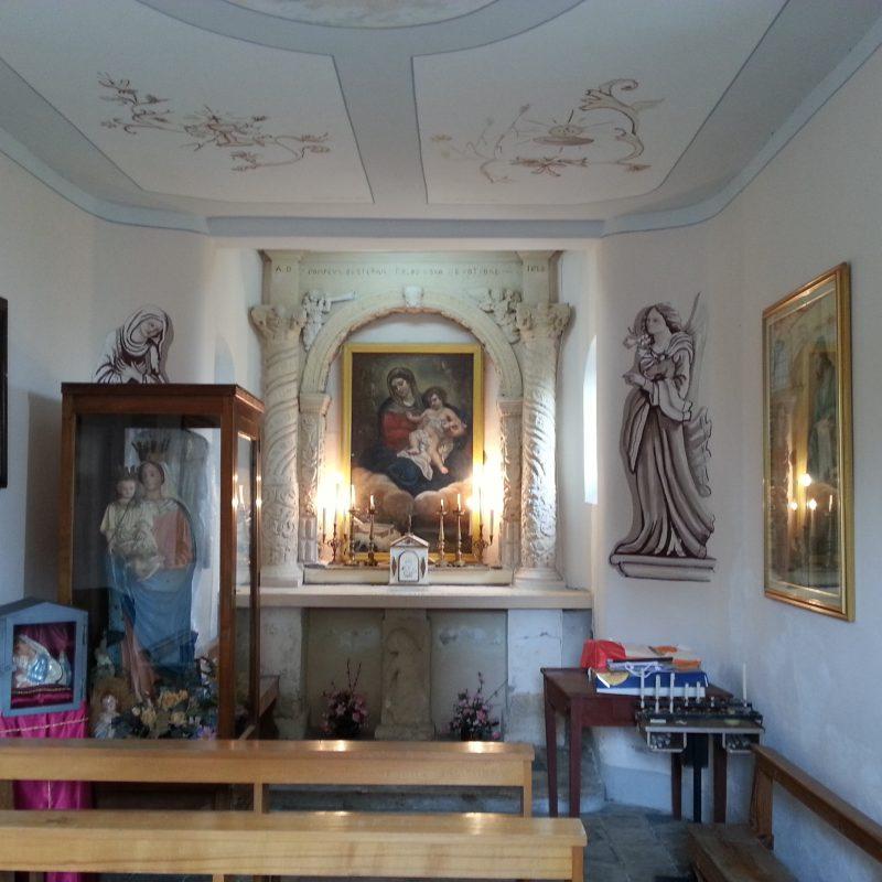 Chiesa Santa Maria delle Nevi Rende13