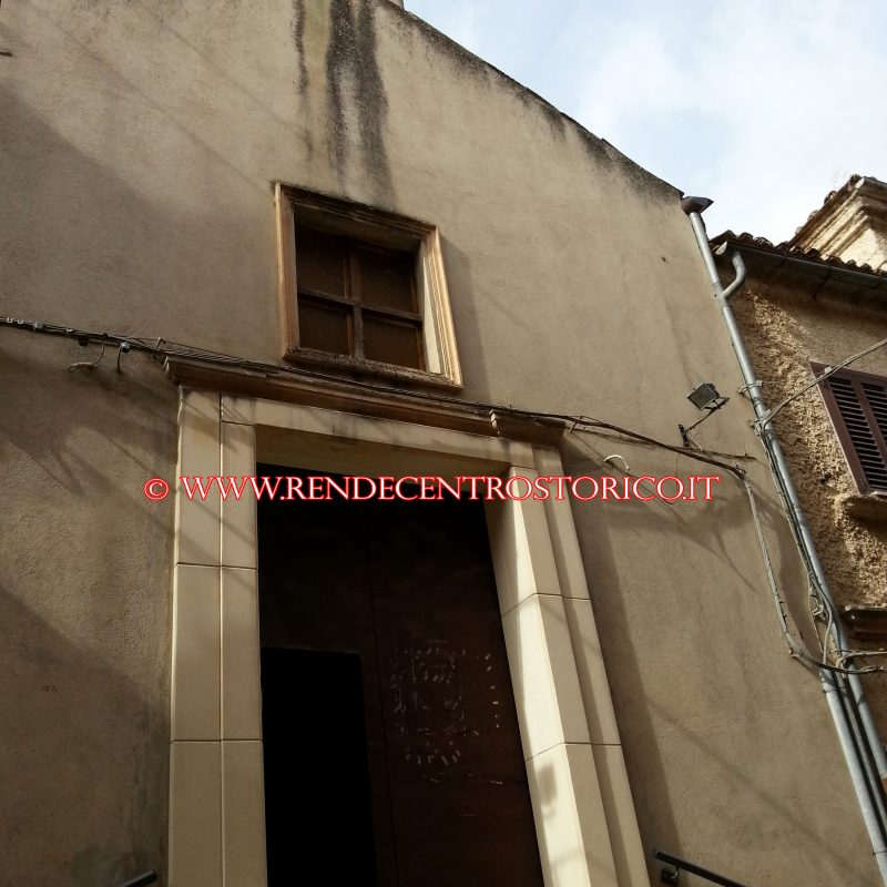 Chiesa di S. Giovanni Battista Rende9