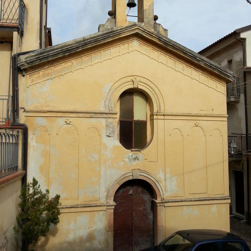 Chiesa di Sant' Antonio Abate Rende0