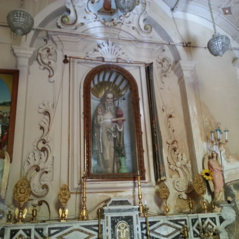Chiesa di Sant' Antonio Abate Rende10