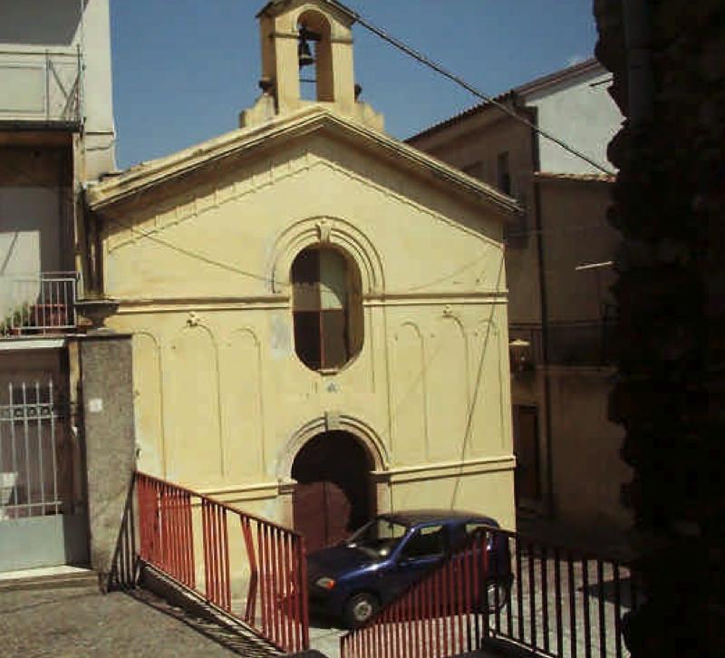 Chiesa di Sant' Antonio Abate Rende20