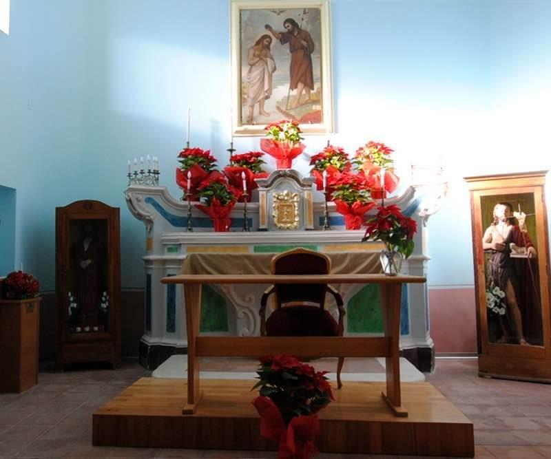 Chiesa di San Giovanni Battista Rende446090_10215492841209301_7465307889557569536_n