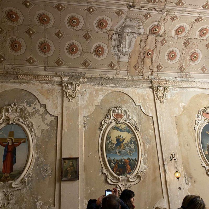 Falò di Sant'Antonio Abate Rende Centro StoricoIMG_0416_50p
