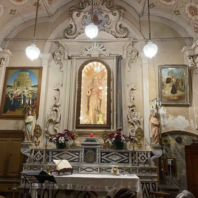 Falò di Sant'Antonio Abate Rende Centro StoricoIMG_0417_50p