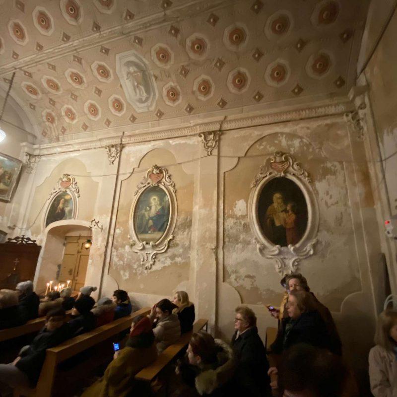Falò di Sant'Antonio Abate Rende Centro StoricoIMG_0421_50p