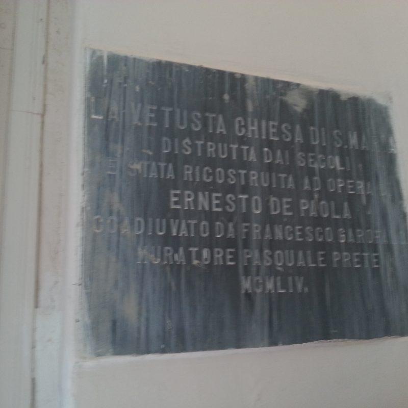 Chiesa Santa Maria delle Nevi Rende11
