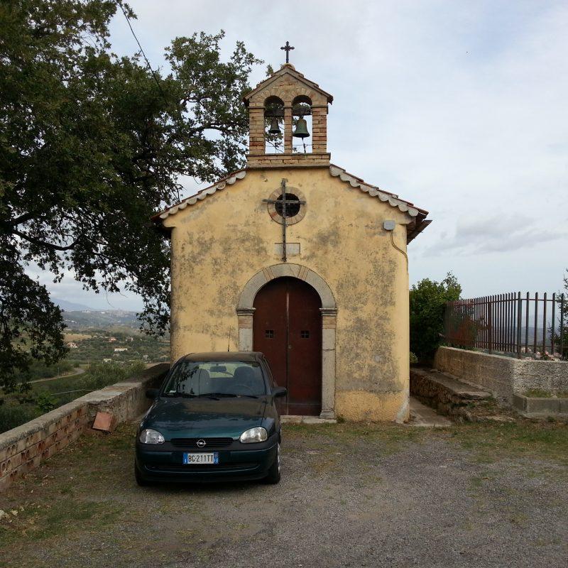 Chiesa Santa Maria delle Nevi Rende15