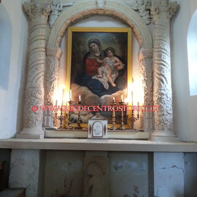Chiesa Santa Maria delle Nevi Rende3