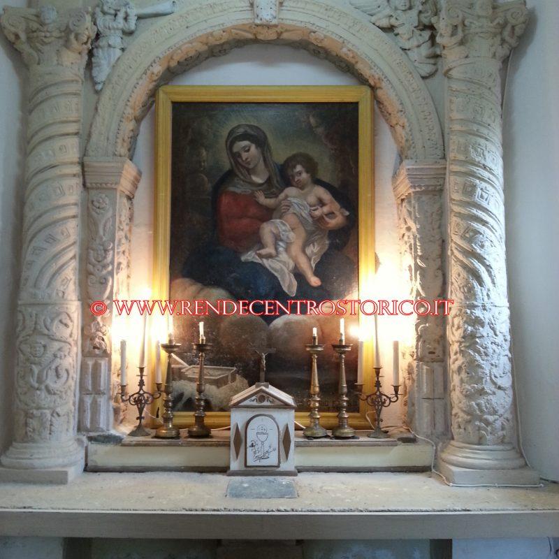 Chiesa Santa Maria delle Nevi Rende4