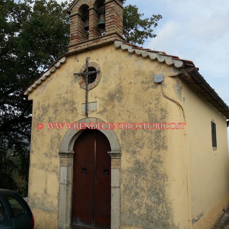 Chiesa Santa Maria delle Nevi Rende5