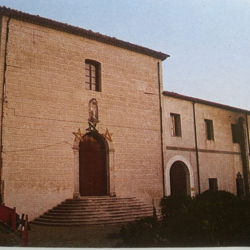 Chiesa di S. Francesco d'Assisi Rende7