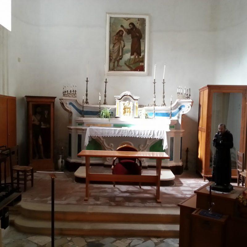 Chiesa di S. Giovanni Battista Rende3