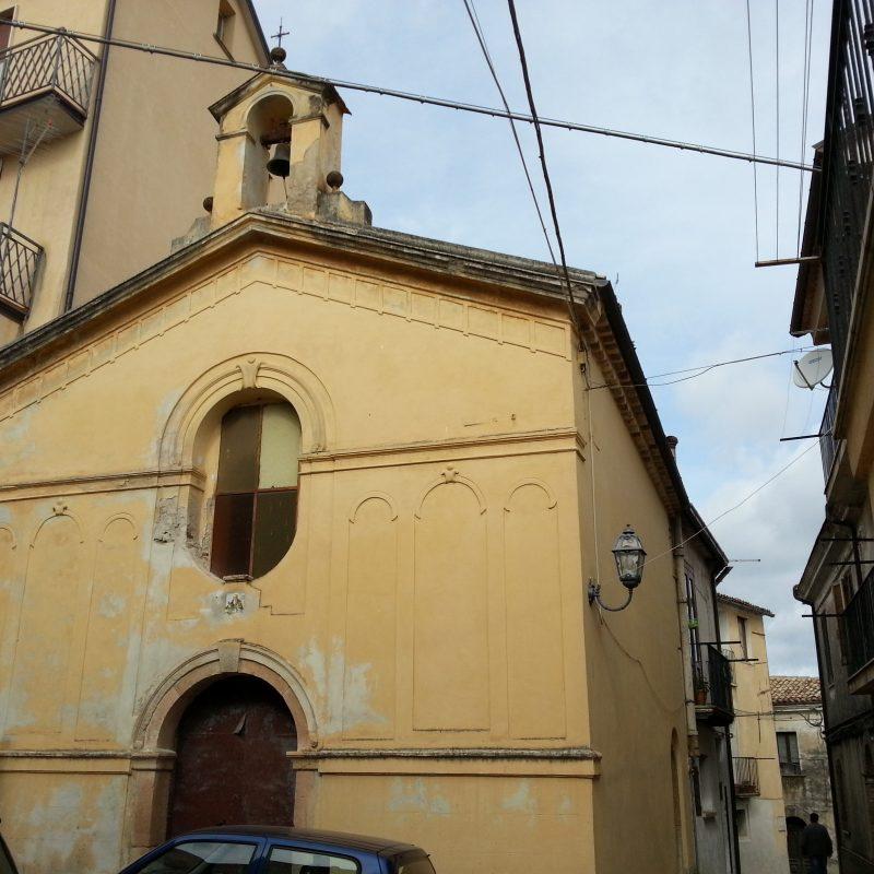 Chiesa di Sant' Antonio Abate Rende1