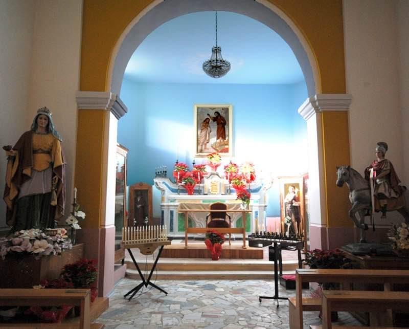 Chiesa di San Giovanni Battista Rende374894_10215492842769340_6990271213696188416_n
