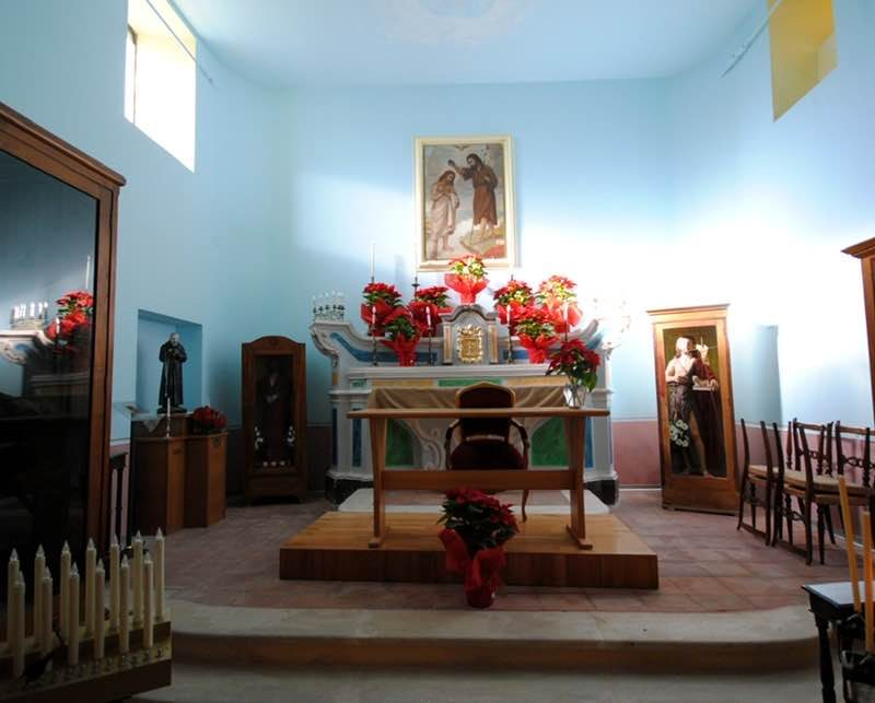 Chiesa di San Giovanni Battista Rende478225_10215492840489283_Chiesa di San Giovanni Battista Rende354004739457024_n-1