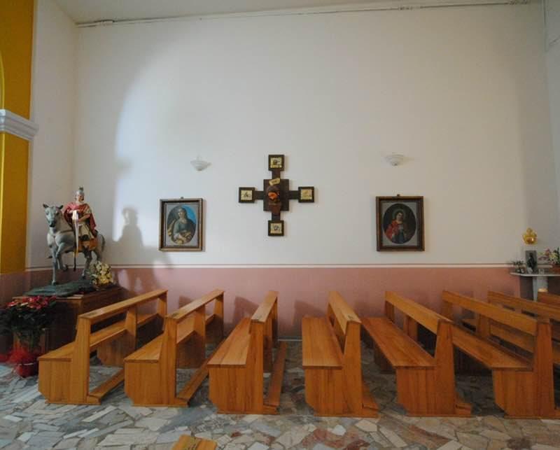 Chiesa di San Giovanni Battista Rende870713_10215492839329254_8891029451765186560_n