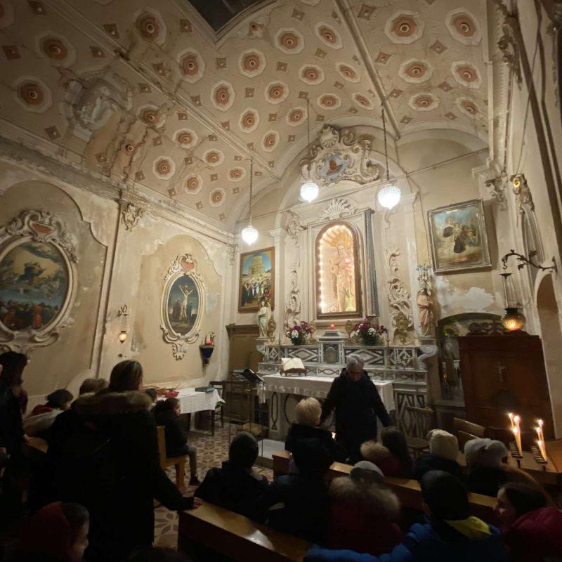 Falò di Sant'Antonio Abate Rende Centro StoricoIMG_0413_50p