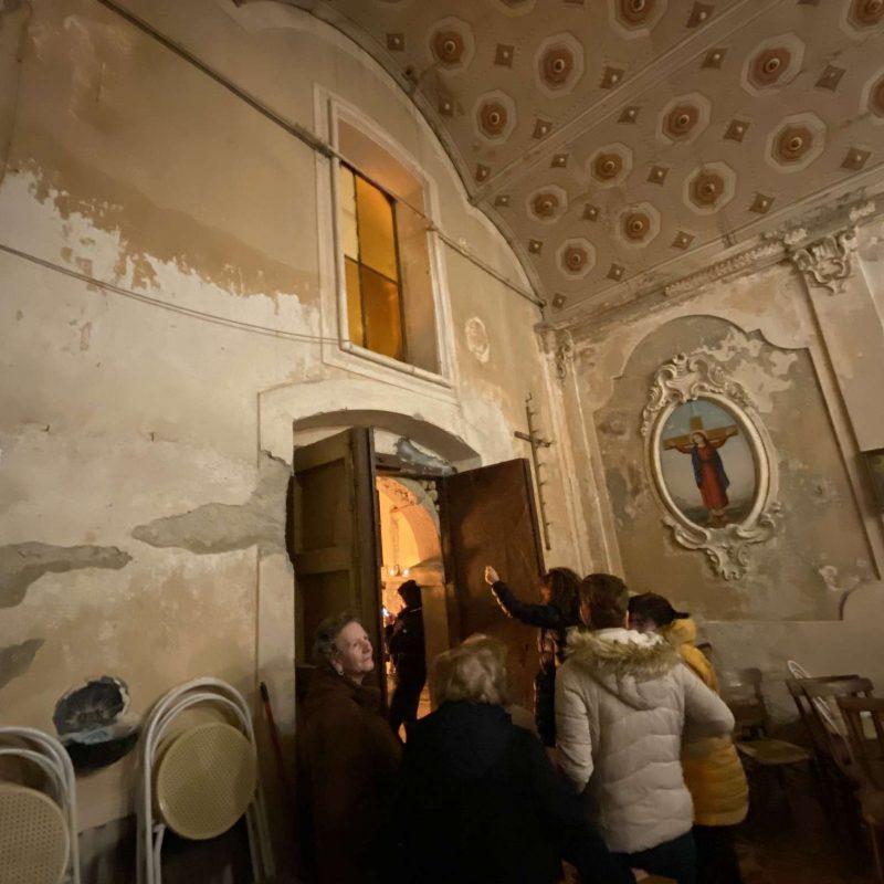 Falò di Sant'Antonio Abate Rende Centro StoricoIMG_0414_50p