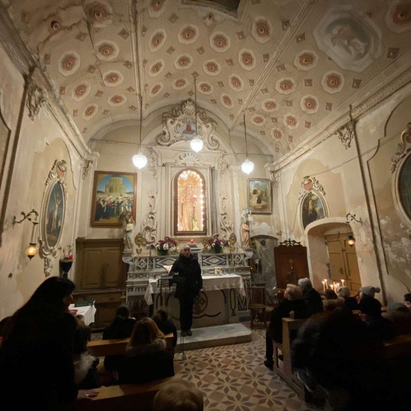 Falò di Sant'Antonio Abate Rende Centro StoricoIMG_0420_50p