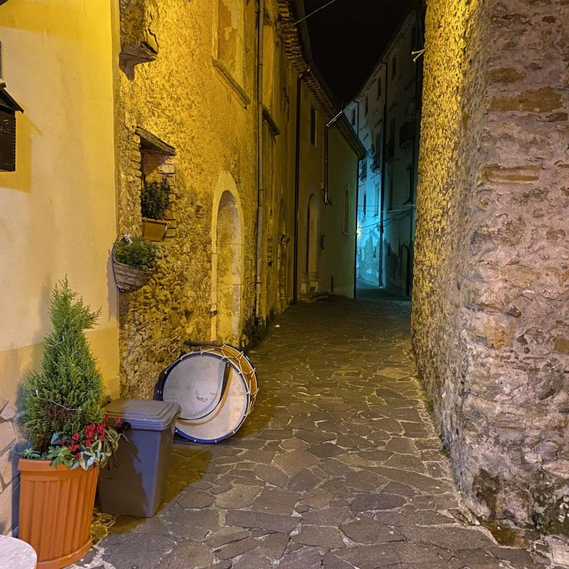 Falò di Sant'Antonio Abate Rende Centro StoricoIMG_0422_50p